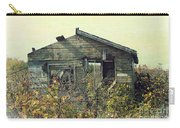 Distressed Honey House Door County Wisconsin Carry-all Pouch