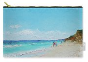 Ditch Plains Beach Montauk Hamptons Ny Carry-all Pouch