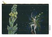 Ditchweed Fairy Mullein Carry-all Pouch