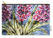 Divine Blooms-21057 Carry-all Pouch