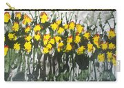Divine Blooms-21085 Carry-all Pouch