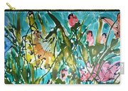Divine Blooms-21191 Carry-all Pouch