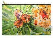 Divine Blooms-21192 Carry-all Pouch