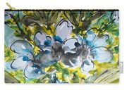 Divine Blooms-21200 Carry-all Pouch