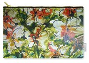 Divine Blooms-21203 Carry-all Pouch