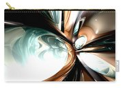 Divine Flavor Abstract Carry-all Pouch