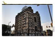 Divine Lorraine Hotel Carry-all Pouch by Bill Cannon