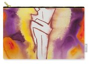 Divine Love Series No. 2084 Carry-all Pouch