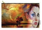 Divine Sunset Carry-all Pouch