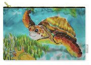Diving Conch Carry-all Pouch