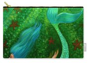 Diving Mermaid Fantasy Art Carry-all Pouch