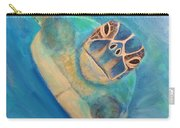 Diving Sea Turtle Carry-all Pouch
