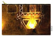Diwali Lamps And Murals Blue City India Rajasthan Wide 2e Carry-all Pouch