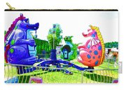 Dizzy Dragon Ride 1 Carry-all Pouch