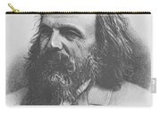 Dmitri Mendeleev, Russian Chemist Carry-all Pouch