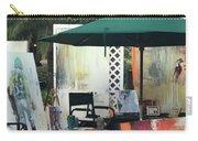 Dmrt Art Show Carry-all Pouch