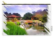 Do-00007 Japanese Gardens Carry-all Pouch