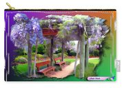 Do-00011 Wisteria Walk Carry-all Pouch