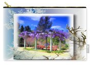 Do-00013 Wisteria Branches Carry-all Pouch