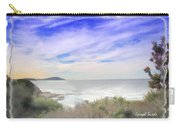 Do-00018 Look Out At Terrigal Carry-all Pouch