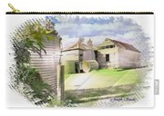 Do-00027 Old Cottage Carry-all Pouch