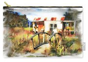 Do-00035 Cottage Carry-all Pouch