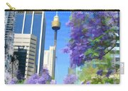 Do-00106 Spring In Sydney Carry-all Pouch