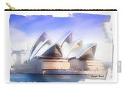 Do-00109 Opera House Carry-all Pouch