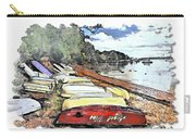 Do-00124 Tender Boats Carry-all Pouch