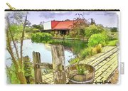 Do-00251 A Farm In Hunter Valley Carry-all Pouch