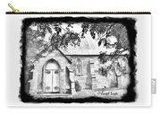 Do-00273 St John Church Carry-all Pouch