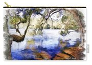 Do-00282 Cockrone Trees Carry-all Pouch