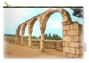 Do-00303 Arcades In Anjar Carry-all Pouch