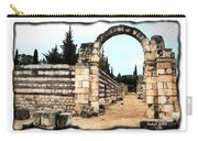 Do-00310 Arcade In Anjar Carry-all Pouch