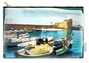Do-00346 Byblos Port Carry-all Pouch