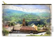 Do-00434 Church In North Lebanon Carry-all Pouch