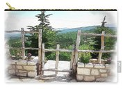 Do-00458 Fence Mar Charbel Chabel Carry-all Pouch