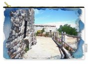 Do-00459 Mar Charbel Aanaya Carry-all Pouch
