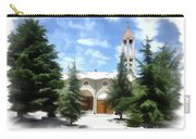 Do-00460 St Charbel Church Carry-all Pouch