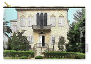 Do-00461 Yazbeck Palace Carry-all Pouch
