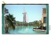 Do-00464 View Of Burj Al-arab Carry-all Pouch