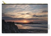 Doagh Island Sunset 3 Carry-all Pouch