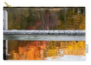 Dock At Peacham Pond Carry-all Pouch