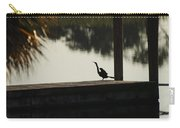 Dock Bird In Color Carry-all Pouch