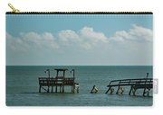 Dock By The Sea Carry-all Pouch
