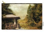 Dock On The Wetlands Carry-all Pouch