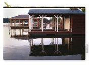 Dock Reflections Carry-all Pouch