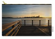 Dock With A View Carry-all Pouch