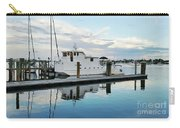 Docked At Dusk II Carry-all Pouch
