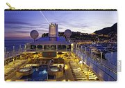 Docked In Monte Carlo Carry-all Pouch